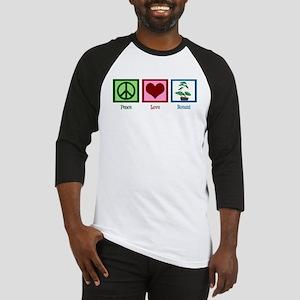 Peace Love Bonsai Baseball Jersey