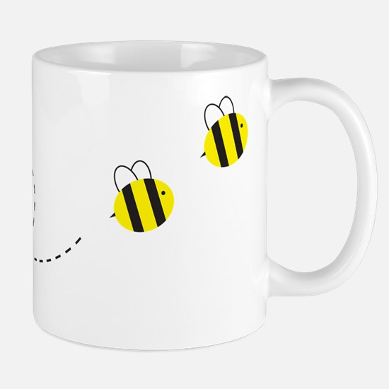 Bee in Love Mug