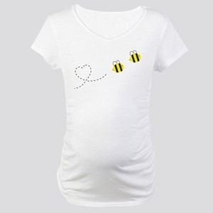 Bee in Love Maternity T-Shirt