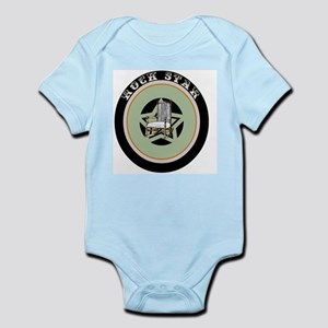 Rock Star Infant Creeper