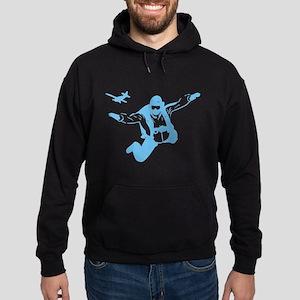 Skydiving Hoodie (dark)