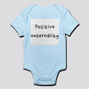 Positive externality Infant Bodysuit