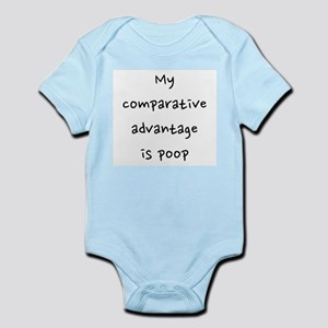 Comparative advantage Infant Bodysuit
