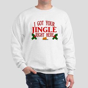 Jingle Bells Sweatshirt