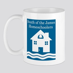 South of the James Homeschool Mug