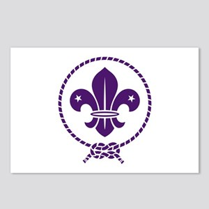Traditional Scout Postcards (Package of 8)