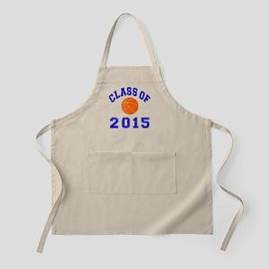 Class Of 2015 Basketball Apron