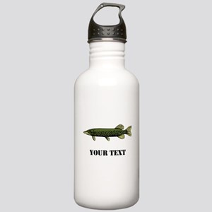 CUSTOMIZABLE MUSKIE Stainless Water Bottle 1.0L