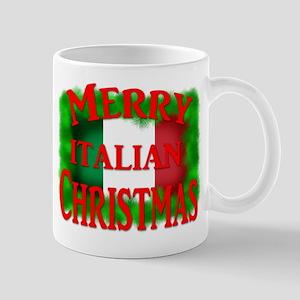 Italian Christmas Mug