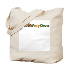 iGrowMyOwn (Logo Only) Tote Bag