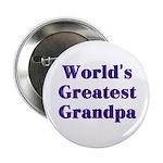 World's Greatest Grandpa Button