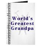 World's Greatest Grandpa... Journal