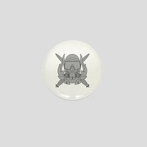 Combat Diver Mini Button