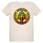 Ganesha2 Organic Kids T-Shirt