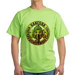 Ganesha2 Green T-Shirt