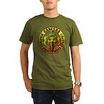 Ganesha2 Organic Men's T-Shirt (dark)
