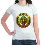 Ganesha2 Jr. Ringer T-Shirt