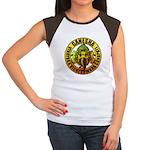Ganesha2 Women's Cap Sleeve T-Shirt