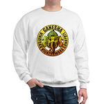 Ganesha2 Sweatshirt
