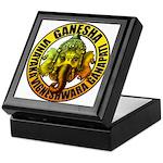 Ganesha2 Keepsake Box