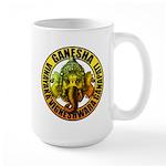 Ganesha2 Large Mug