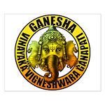Ganesha2 Small Poster