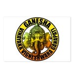 Ganesha2 Postcards (Package of 8)