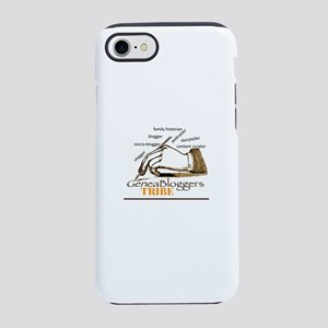 GeneaBloggersTRIBE iPhone 7 Tough Case