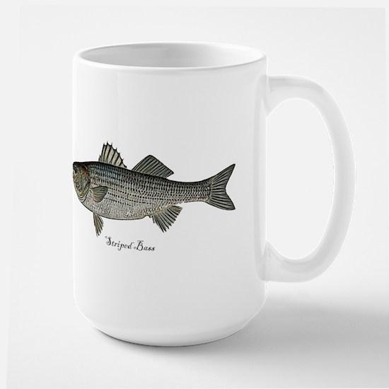 Bass- Striped Mugs