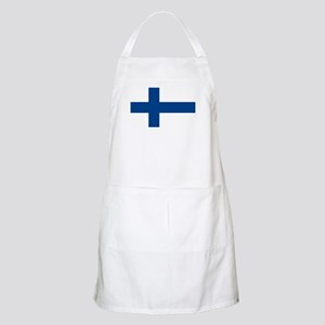 Flag of Finland BBQ Apron