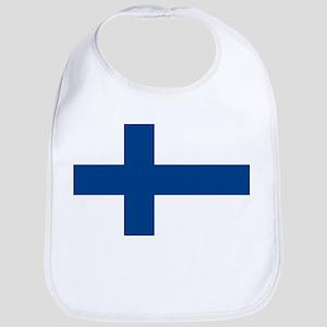 Flag of Finland Bib
