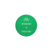 Enough Is Enough var Bike Mini Button (100 pack)