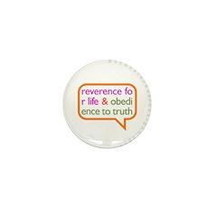 A Mini Philosophy Mini Button (10 pack)