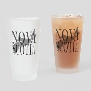 New Nova Scotia Items Drinking Glass