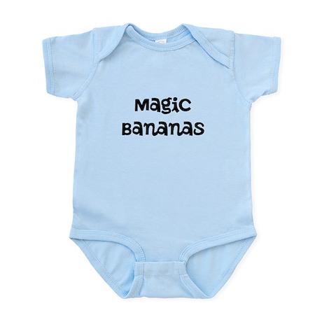 magic bananas Infant Bodysuit