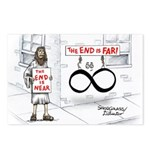 End is Far Postcards (Package of 8)