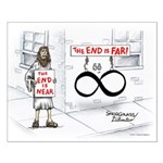 End is Far Small Poster