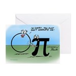 You Don't Complete Me Greeting Cards (Pk of 20)