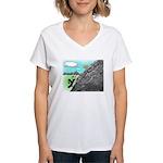 Summit Women's V-Neck T-Shirt