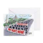 Equal Rights Greeting Cards (Pk of 10)