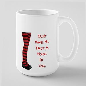 Large Mug - Warn the witches