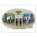 Career Day Small Poster