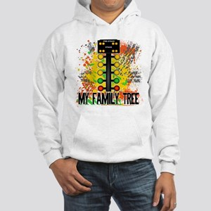 My Family Tree Hooded Sweatshirt