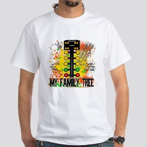 My Family Tree White T-Shirt
