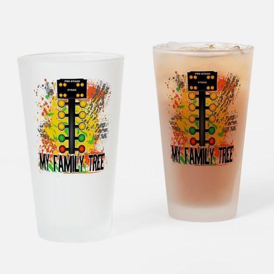 My Family Tree Drinking Glass