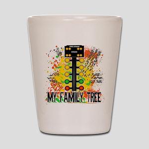My Family Tree Shot Glass