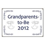 Grandparents-to-Be 2012 Banner