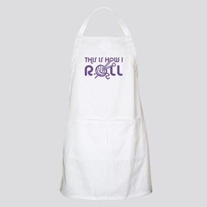 This Is How I Roll Knitting Apron