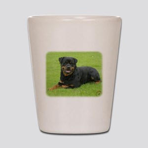 Rottweiler 9W025D-046 Shot Glass