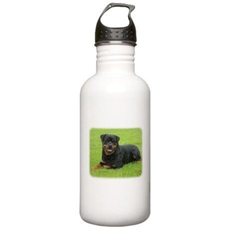 Rottweiler 9W025D-046 Stainless Water Bottle 1.0L